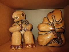 BFF (Bosc d'Anjou) Tags: sculpture ceramic danish binggrondahl stenlykkemadsen