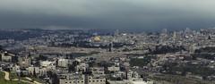 Jerusalem (Menashri) Tags: winter panorama cold jewry rain israel christ muslim jerusalem religion jesus christian holy jewish judaism oldcity mountscopus