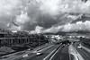 Santa Cruz Cityscape (@Tuomo) Tags: santacruz clouds nikon cityscape motorway tenerife nik nikkor 2470mm d700 siverefex