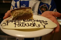 Cake @ Porto's Bakery (jordanmyrick) Tags: birthday food cake dessert chocolate portos