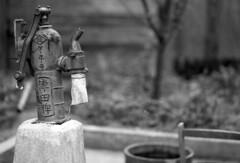 津田式壓水器 The popular drainage machine in WWII Japan