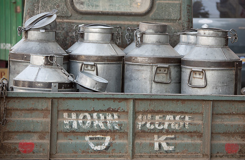 Millk Truck by Meanest Indian, on Flickr