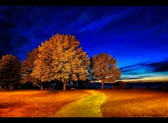 Sunset Point Park at night (Jeff S. PhotoArt) Tags: park sunset ontario canada night point photo collingwood wasaga image georgianbay picture milleniumpark shipyard wasagabeach bluemountain ontariocanada collingwoodontario nottawasagabay collingwoodharbour collingwoodpier btrbp btrbpc