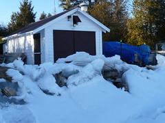 "P1020823 (Toats Master) Tags: winter snow ontario ski ice water cottage shoreline severn lake"" lakes"" winter2010 waterway"" ""trent ""balsam ""kawartha"