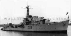 HMS Obdurate (Image Ref: warship3445) (ww2images) Tags: 1955 destroyer battleship warship royalnavy waratsea obdurate navyphoto britishships hmsobdurate warshipimages warshipimagescom warshipphotos