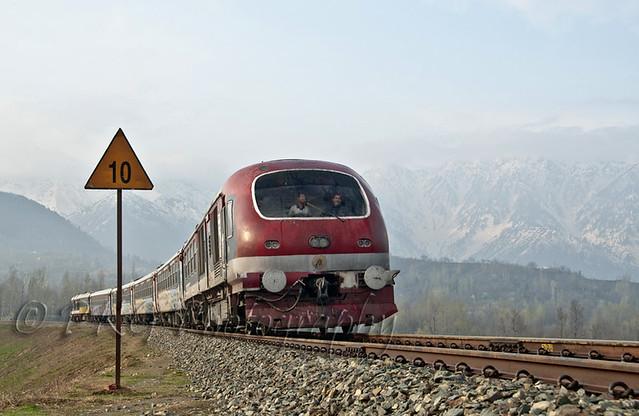 Rail to Paradise