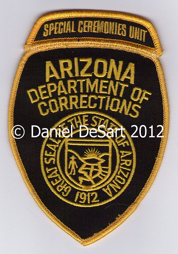 Arizona Department of Corrections (Special Ceremonies Unit)