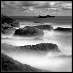 49 degrees and 50 seconds (CDSnapper) Tags: longexposure st island coast rocks agnes scilly islesofscilly stagnes weldingglass