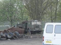 1952 AEC (GoldScotland71) Tags: old truck vintage lorry 1950s militant 1952 aec fsa935v l838jls