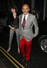 Christian Louboutin, at the Christian Louboutin After Party held at The Ivy Club. London, England