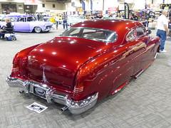Celebrity Kustoms 'Ruby' (bballchico) Tags: mercury chopped ruby custom fatboy 1951 merc kustom celebritykustoms grandnationalroadstershow2014