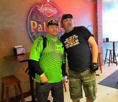 IMG_4727 (RLEVANS) Tags: beer rob gary lincolnnebraska cycleworks lagunitasbrewingcompany dempseysburgerpub bikerslovebeer tourdebrewlnk moransliquorworks
