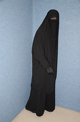 Niqab (Buses,Trains and Fetish) Tags: hot girl warm hijab torture sweat niqab abaya slave snowsuit burka chador