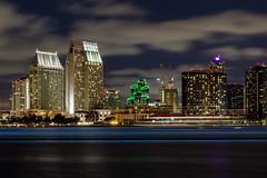 San Diego (jazzpics) Tags: california usa sandiego bajacalifornia sandiegobay sandiegoskyline sandiegonightview