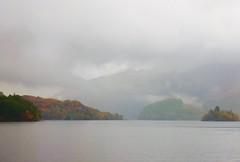 Low cloud and Mist on Loch Lomond (Evergreen2005) Tags: cloud mist low loch lomond