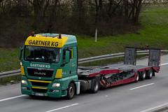"Man Tgx xlx "" GARTNER KG "" (H) (magicv8m) Tags: transport trans lkw tir"