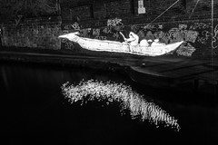 6N2A5536 (karl101) Tags: light reflection water night canal led