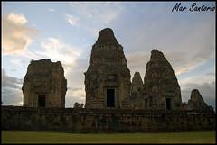 Pre Rup (Mar Santorio) Tags: d50 nikon cambodia siemreap prerup camboya
