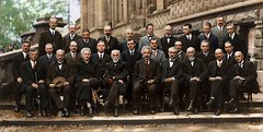 The 1927 Solvay conference featuring Einstein, Dirac, Pauli, Marie Curie, Bohr, Schrodinger, and many more [1680  846] #HistoryPorn #history #retro http://ift.tt/1XOwGuS (Histolines) Tags: history marie many einstein retro more timeline conference curie pauli schrodinger 846 featuring 1927 solvay the bohr 1680  dirac vinatage historyporn histolines httpifttt1xowgus