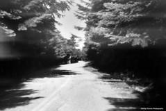 Pentax k100d convert to pinhole camera (Giorgos-S) Tags: blackandwhite nature landscape pentax hellas athens pinhole parnitha k100d