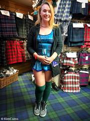 BlackMilk Tardis Dress (Kim Cums) Tags: public smile socks dress legs boots nike jacket blonde drwho tardis collar collared minidress braless blackmilk thighhighsocks flickrsafe kimcums bmtardisiod
