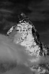 The Master (Julien Stalder) Tags: mountain snow alps montagne alpes canon landscape schweiz switzerland is blackwhite julien suisse ii gornergrat neige zermatt matterhorn 28 paysage wallis ef valais noirblanc cervin 70200mm cervino stalder 5diii