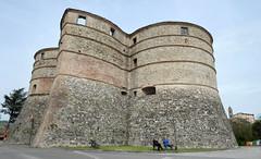Sassocorvaro (nicnac1000) Tags: italy castle italia fort martini medieval fortress marche rocca sassocorvaro