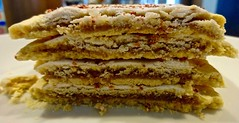 maple bacon pop-tarts (Fuzzy Traveler) Tags: food breakfast bacon maple poptarts toaster pastry kelloggs