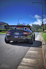 JeffNC2 (aaron_boost) Tags: miata mx5 scca hoosier eunosroadster hoosiertires clubroadster roadsterlife sccahawaii aaronboostphotography hoosiera7
