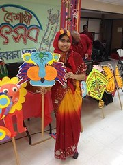 March 2016 YES Student of the month: Jarin Raisa (YES Programs) Tags: bangladesh volunteerism onprogram yes16