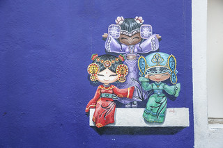 making george town - street art penang 5