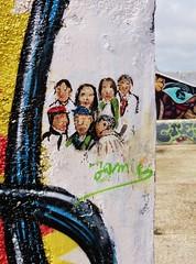 Jamie / Dok Noord - 24 mei 2016 (Ferdinand 'Ferre' Feys) Tags: streetart graffiti jamie belgium belgique belgi urbanart graff ghent gent gand graffitiart artdelarue urbanarte
