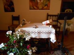 DSCN0212 (Pablo Veloso) Tags: de jesus pablo salamanca cristo espada silencio oracion jesucristo veloso espiritualidad contemplacion damocles meditacion batuecas