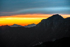 (Digital_trance) Tags: sunset sky cloud sun moon mist bird fog forest sunrise landscape star farm space wildlife taiwan   universe taroko meteor     milkyway     hehuan     wuling startrail                     14   hehuanmoutain      tarokonationpark   14