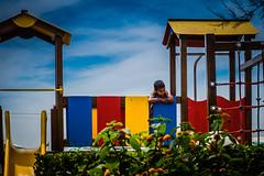 Playground (robertofaccenda.it) Tags: sea people primavera praia beach mar italia mare seasons faces playa persone tuscany fujifilm toscana spiaggia viareggio stagioni facce