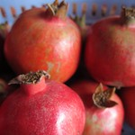 "Pomegranates <a style=""margin-left:10px; font-size:0.8em;"" href=""http://www.flickr.com/photos/14315427@N00/6788273100/"" target=""_blank"">@flickr</a>"