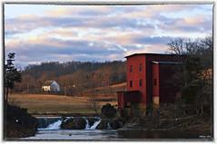 Dillard Mill State Historic Site, Dillard Missouri (PJKamp) Tags: red usa mill america site nikon state outdoor historic missouri recreation activities 55200mm d300s