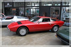 1973 Maserati Khamsin (08) (Georg Sander) Tags: pictures auto old red wallpaper rot classic cars car vintage rouge photo rojo automobile foto shot image photos shots antique picture photograph fotos vehicle oldtimer autos bild capture rosso 1973 bilder maserati captures automobil aufnahmen aufnahme khamsin kamsin
