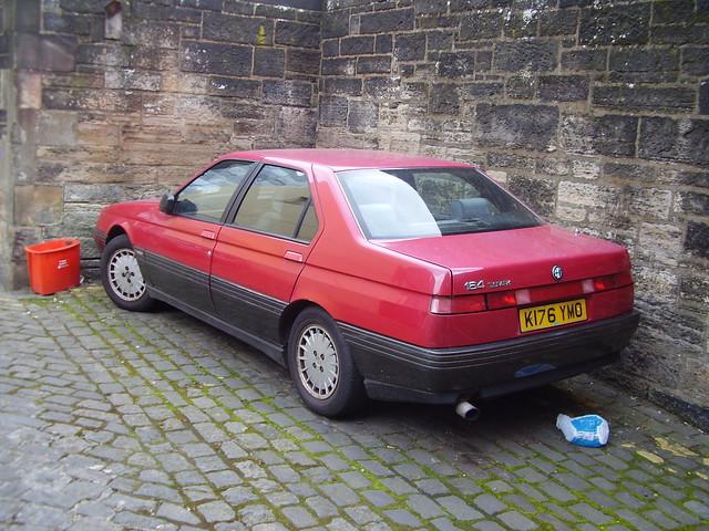 1993 alfa romeo 164 20 twinspark