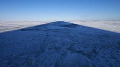 Infinite Shadow (heska) Tags: winter snow ice suomi finland lumi talvi j oulunsalo