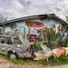 Keeping Austin Weird; Art Cars