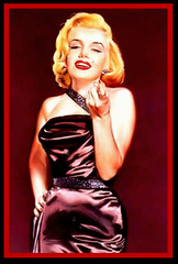 Marilyn (Harald Haefker) Tags: italy cinema film marilyn illustration vintage movie poster star italian kino marilynmonroe cine 1950s monroe filmposter legend 1953 cin motionpicture grafic filmplakat legende howtomarryamillionaire cinematgrafo celluloide  cinoche