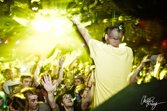 DSC_0833 (Chris Rubey) Tags: uk party wild people lightpainting motion club hospital fun scotland crazy movement nikon colorful edinburgh flash bongo crowd performance slowshutter nightlife dnb crowded xplicit netsky d3100