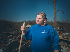 Novella (Chris Arace) Tags: life portrait people storm love weather portraits person hope team humanity kentucky ky lifestyle human editorial portfolio volunteer twister tornado severe westliberty ef3 disater firstresponse