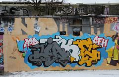 graffiti (wojofoto) Tags: amsterdam graffiti wojofoto jake ndsm noord nederland holland netherland wolfgangjosten aod
