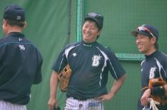 DSC_0029 (mechiko) Tags: 120205 横浜ベイスターズ 渡辺直人 横浜denaベイスターズ 2012春季キャンプ
