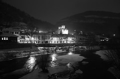 Veliko Tarnovo - Bulgaria (Been Around) Tags: church night europa europe nacht travellers kirche eu bulgaria velikotarnovo bulgarien  yantrariver concordians worldtrekker