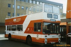 G M Buses 8172 (VBA 172S) (SelmerOrSelnec) Tags: ashtonunderlyne leyland gmt atlantean gmbuses northerncounties vba172s