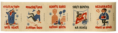 matchbox labels_health/safety (kindra is here) Tags: czech safety ephemera health czechoslovakia matchboxlabels phillumeny sololipnik matchbooklabels