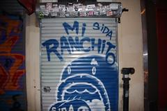 Mi Ranchito - Sida (FFabriano) Tags: street streets color art mi ink graffiti book sticker san francisco fuck pigs poles graff grime igor sida bins ranchito swampy phoe idealr